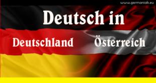 Österreichisches Deutsch - austriacka odmiana języka niemieckiego
