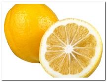 die Zitrone - cytryna