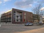 Budynek sal wykładowych (Flachbau, Auditorium Maximum)