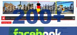 Fanpage auf Facebook