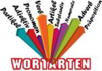 Wortarten