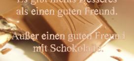 Schokolade Freund