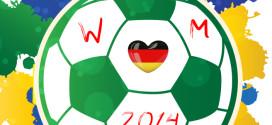 Fußball - Weltmeisterschaft 2014