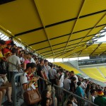 Stadion Tivoli in Aachen