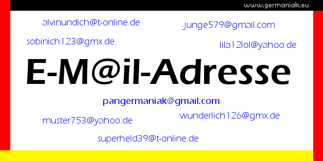 Eu Mail Adresse